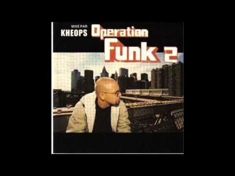 Dj Kheops - Opération Funk Vol.2