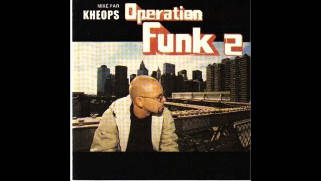 dj kheops operation funk 6