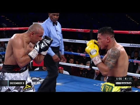 HBO Boxing's Best 2017: Salido vs. Roman