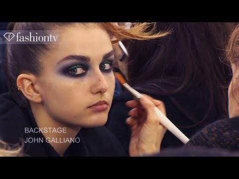 Andreea Diaconu - Model Talk | Fall/Winter 2012-13 Fashion Week | FashionTV