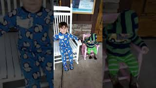 01202019 Baby Rocking Chair