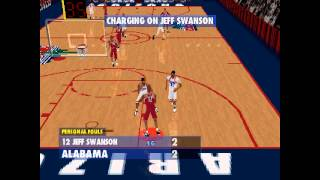 NCAA Final Four 97 ... (PS1) 60fps