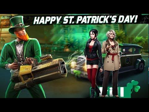 Gangstar Vegas - St. Patrick's Day With Leprechaun
