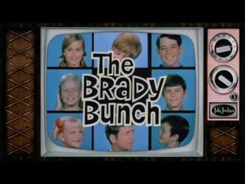 ♫ The Brady Bunch ♫  Pilot Theme  Alternate Unaired Version