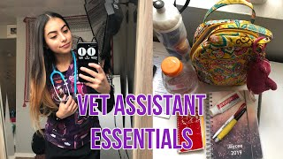 Veterinary Assistant Essentials + My planner🐾📓