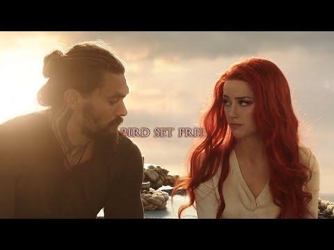 Arthur & Mera (Aquaman) | Bird Set Free