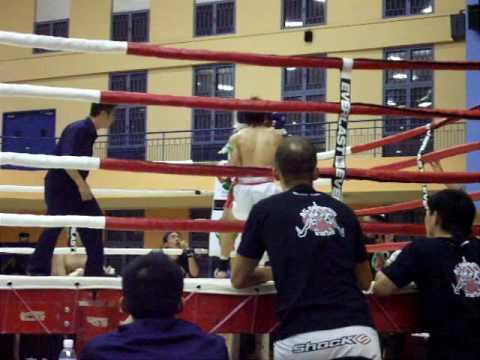 Clash of the Gladiators, Junhe vs Wang yu, final round