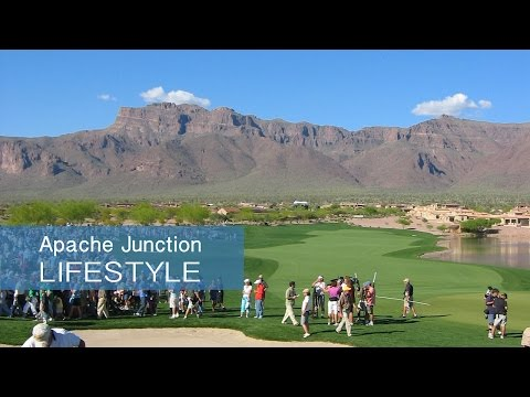 Apache Junction Lifestyle