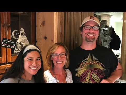 a trip to  idyllwild california| el buen cacao | vegan travels with dara dubinet
