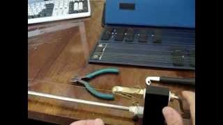 Фидер. Приспособление для вязания поводков / Device for knitting leashes .flv(Очень удобная вещь для тех,кто занимается фидерной ловлей и не только. Сделал сам. Кому интересно посетите..., 2011-08-10T13:15:53.000Z)