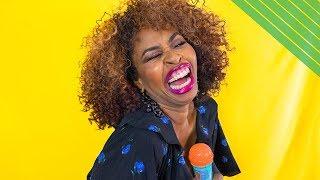 Making O'Zell Laugh - GloZell xoxo