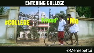 Daily college scenario - vadivel version