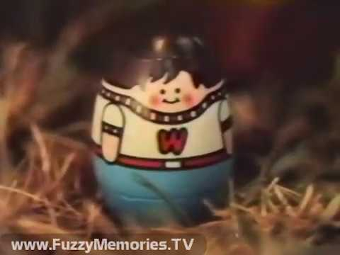 Weebles Tree House By Romper Room Commercial 1975 Youtube