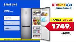 Lodówka Samsung i ekspres Philips - spot promocyjny - RTV EURO AGD
