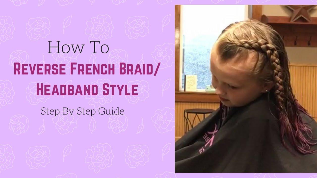 Headband Step By Step