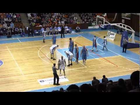 Josh Jackson's full game film, playoffs: Mures - Steaua, 23 points, Q2