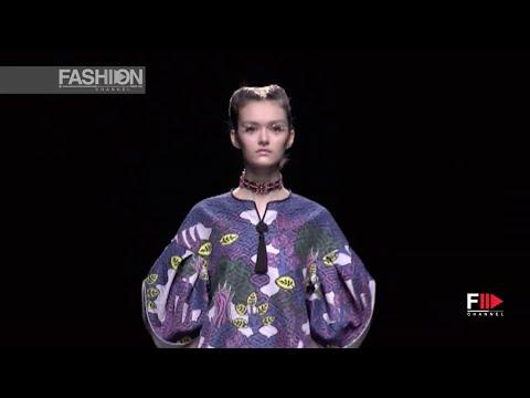 YUMA KOSHINO Tokyo Fashion Week Fall 2016 by Fashion Channel