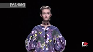 YUMA KOSHINO Tokyo Fashion Week Fall 2016 by Fashion Channel