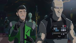 The New World + No Place is Safe Preview | Star Wars Resistance