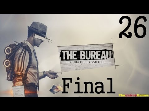 Прохождение The Bureau: XCOM Declassified - Часть 26: Финал,