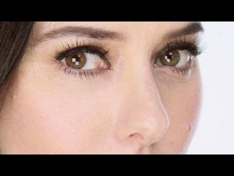 2aa6f2c8eae Lisa Eldridge Make Up | Video | Full Strip Fake Lashes