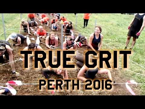True Grit (Perth 2016, M Power Health and Fitness)