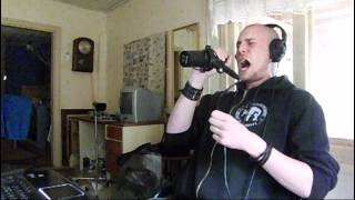 Asesino - Regresando Odio vocal cover.