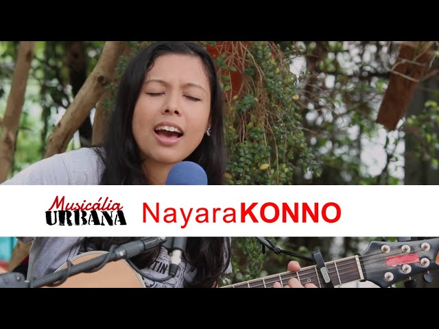 Nayara Konno - Insônia | Musicália Urbana