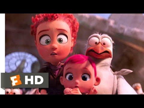 Storks (2016) - Boss Fight Scene (10/10) | Movieclips Mp3