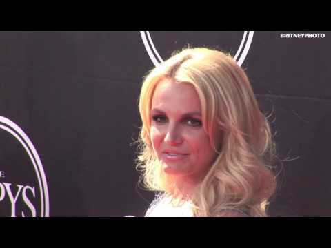 Britney Spears arrives at the 2015 ESPYS Los Angeles, California #1