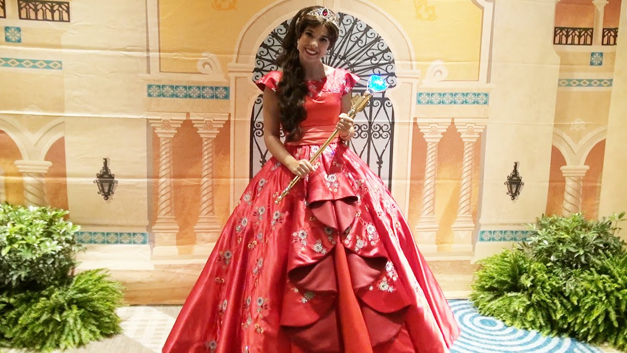 meet the princesses at walt disney world