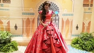 Princess Elena of Avalor Greets Guests in English and Spanish at Walt Disney World, Disney Junior