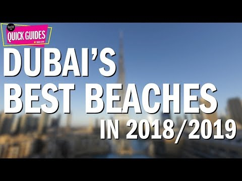 Dubai's best beaches in 2018/2019 (from La Mer to Kite Beach)