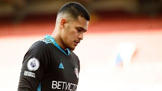 Alphonse Areola Previews Wolves