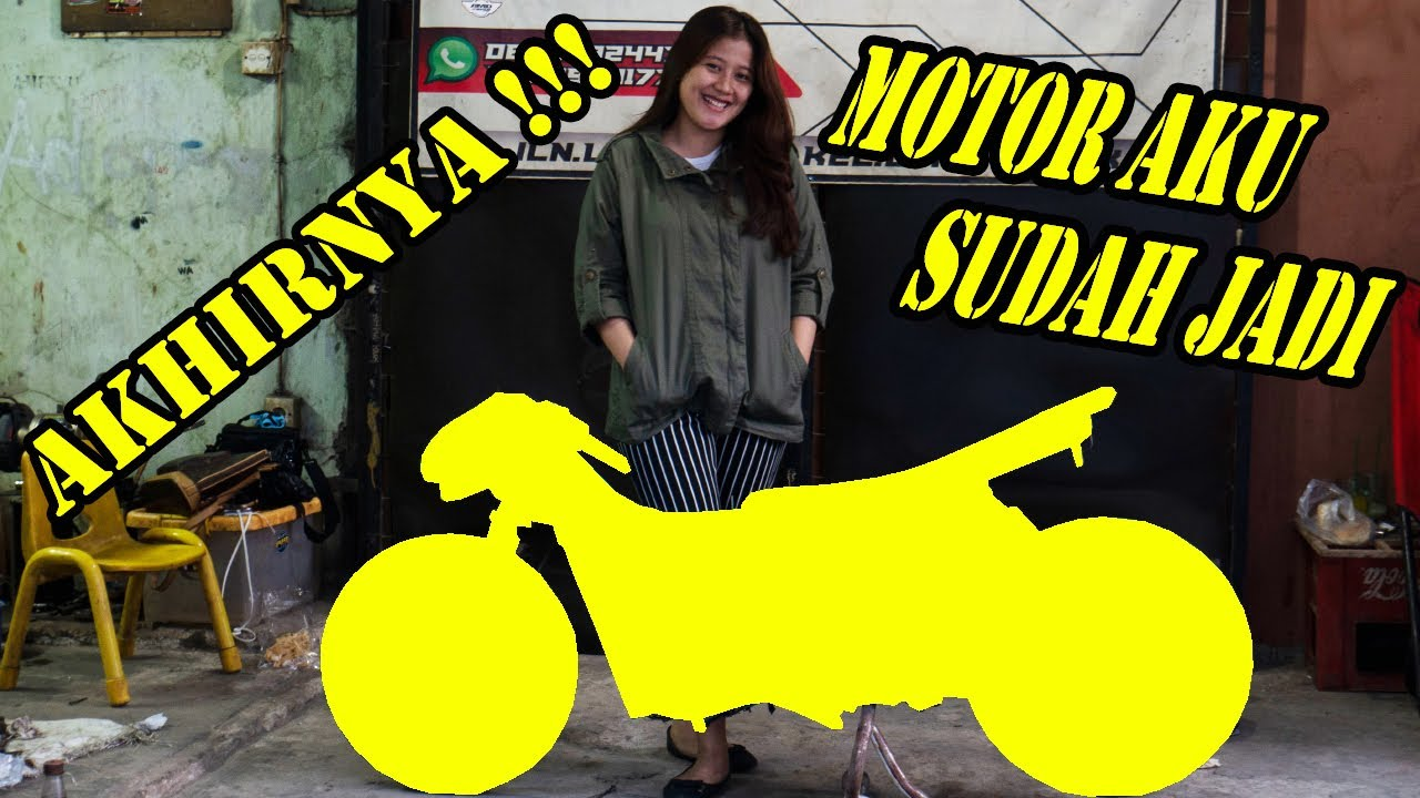 ALA VLOG #103 : AKHIRNYA MOTOR BALAP AKU SUDAH HIDUP LAGI !!!