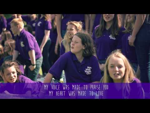 You're the God - New Irish Youth Choir