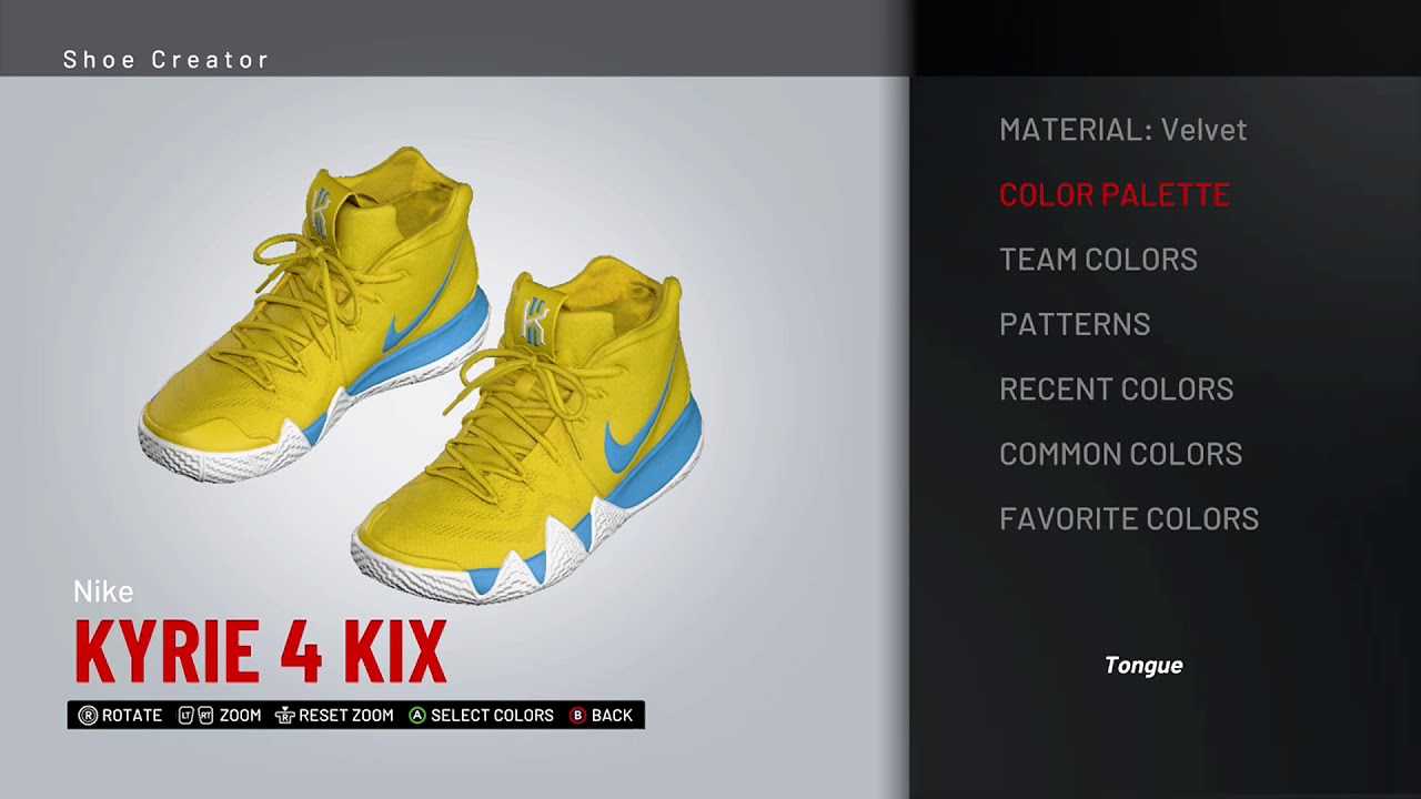 nike kix shoes