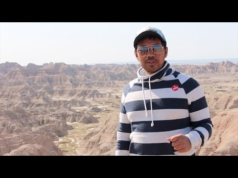 USA Road Trip : Episode 1 - Chicago, Badlands, Mount Rushmore and Devil's Tower