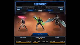 Marvel Avengers Alliance-Going over a very big but very forgotten bug