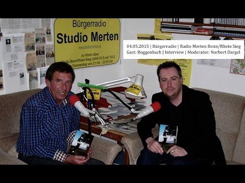 Interview mit Roggenbach auf Radio Bonn/Rhein Sieg/Studio Merten