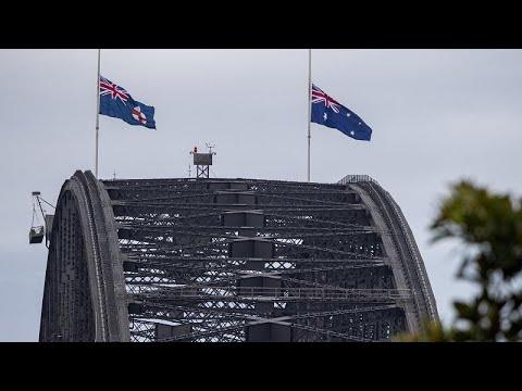فيديو | المدفعية الأسترالية تطلق 41 طلقة تكريما للأمير فيليب …  - نشر قبل 3 ساعة