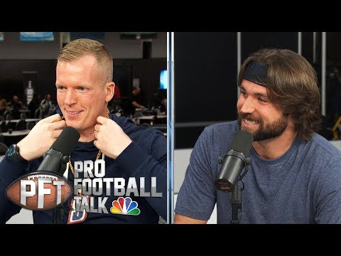 Gardner Minshew reveals key to perfect jorts (FULL INTERVIEW) | ProFootballTalk | NBC Sports