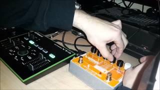 Roland  VT-3 vs. Electro Harmonix V256 Vocoder