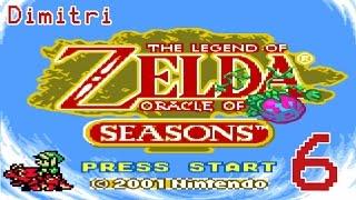Zelda: Oracle of Seasons (#6) My Friend Dimitri