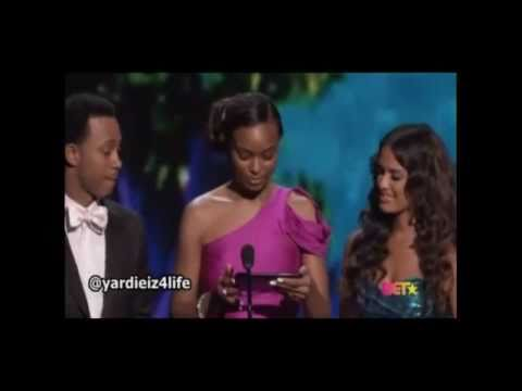 BET 2011 Awards Mix-Up