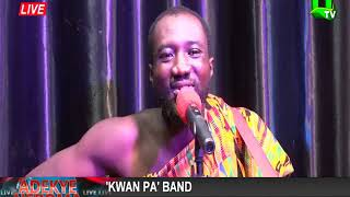 Kwanpa Band on Adekye Nsroma