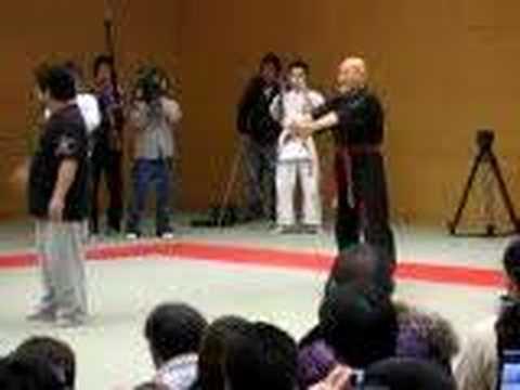 Fake Aikido Master vs MMA