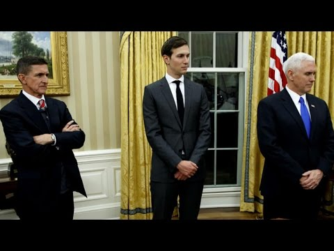 Jared Kushner to face questions in Trump-Russia investigation