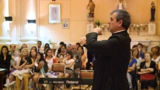 Alleluia (Ralph Manuel) - Coro Magnificat