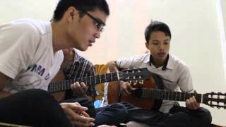 Kỉ niệm trường xưa guitar
